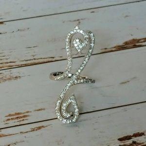 Artisan Sterling Fashion Ring